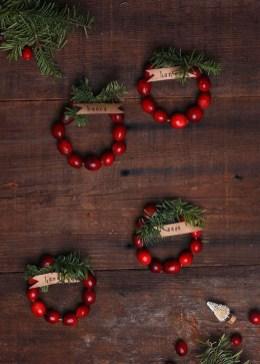 Pretty Diy Christmas Fairy Garden Ideas 46