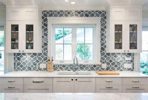 Pretty White Kitchen Backsplash Ideas 08