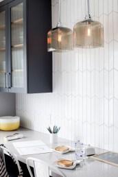Pretty White Kitchen Backsplash Ideas 12