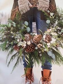 Simple Diy Christmas Home Decor Ideas 13