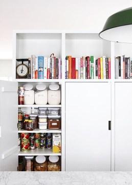 Simple Minimalist Pantry Organization Ideas 33