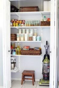 Simple Minimalist Pantry Organization Ideas 40