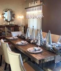 Stunning Christmas Dining Table Decoration Ideas 14