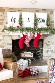 Unordinary Christmas Home Decor Ideas 05