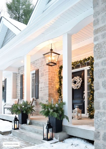 Unordinary Christmas Home Decor Ideas 31