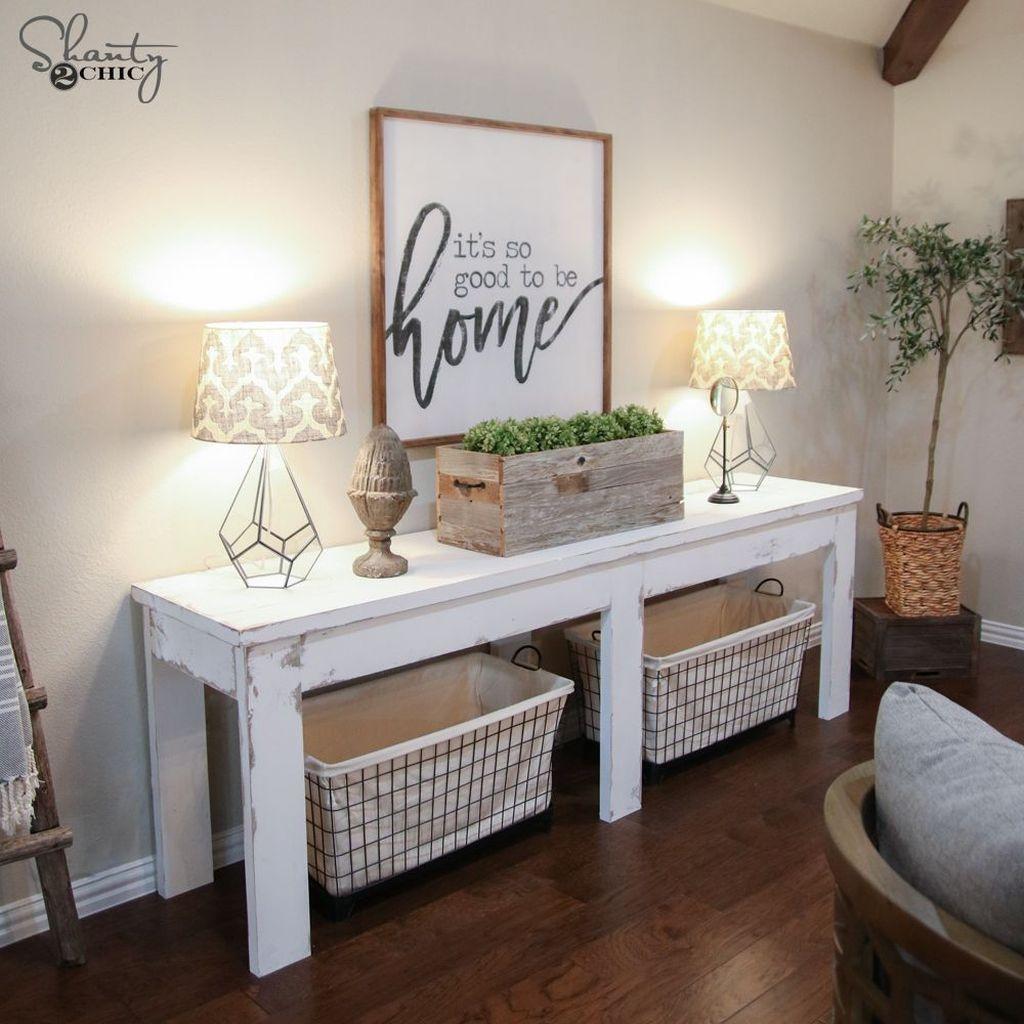 Amazing Diy Farmhouse Home Decor Ideas On A Budget 04