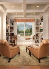 Astonishing Reading Room Design Ideas For Your Interior Home Design 18