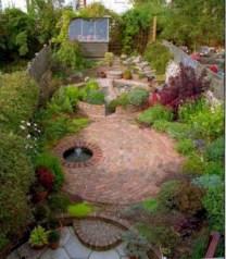 Attractive Small Patio Garden Design Ideas For Your Backyard 13