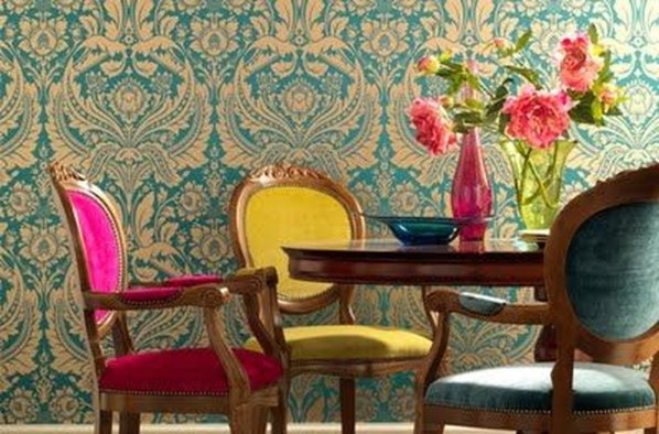 Awesome Bohemian Dining Room Design And Decor Ideas 37
