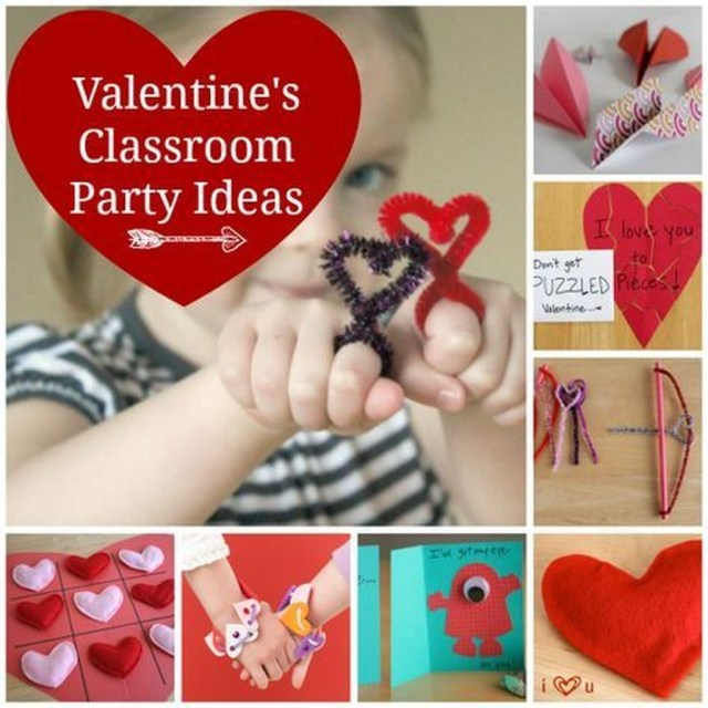 Awesome Classroom Party Decor Ideas For Valentines Day 50