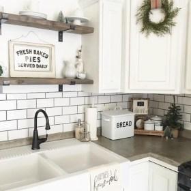 Awesome Farmhouse Kitchen Design Ideas 02