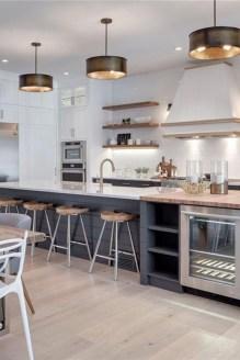 Awesome Farmhouse Kitchen Design Ideas 15