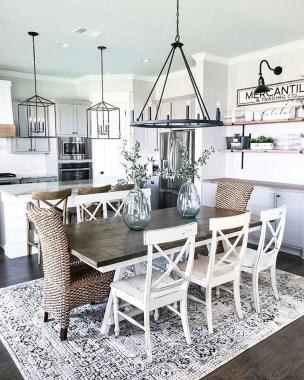 Awesome Farmhouse Kitchen Design Ideas 17