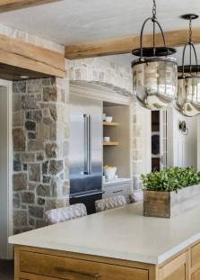 Awesome Farmhouse Kitchen Design Ideas 22