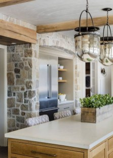 Awesome Farmhouse Kitchen Design Ideas 22