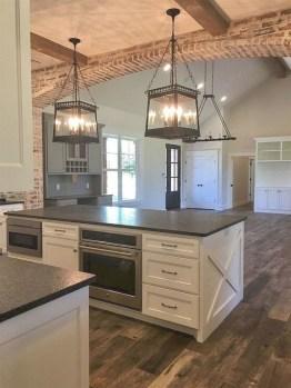 Awesome Farmhouse Kitchen Design Ideas 24