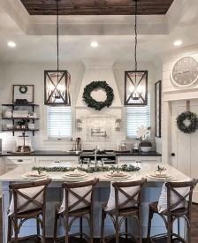 Awesome Farmhouse Kitchen Design Ideas 31