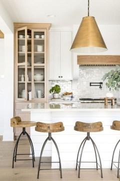 Awesome Farmhouse Kitchen Design Ideas 33
