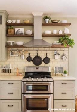 Awesome Farmhouse Kitchen Design Ideas 43