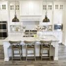 Awesome Farmhouse Kitchen Design Ideas 58