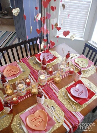 Best Ideas For Valentines Day Decorations 19