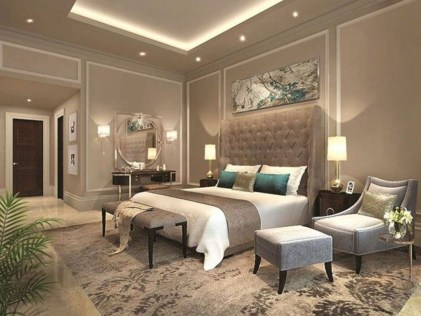 Casual Traditional Bedroom Designs Ideas For Home 37