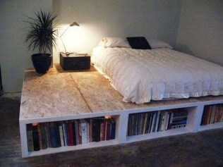 Creative Diy Bedroom Storage Ideas For Small Space 04