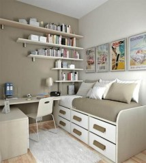 Creative Diy Bedroom Storage Ideas For Small Space 05