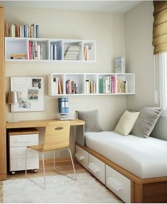 Creative Diy Bedroom Storage Ideas For Small Space 15