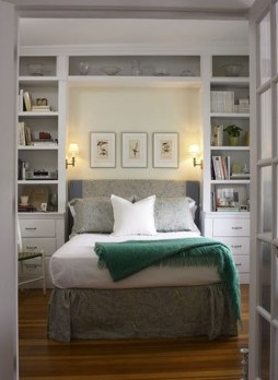Creative Diy Bedroom Storage Ideas For Small Space 20