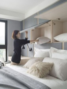 Creative Diy Bedroom Storage Ideas For Small Space 24