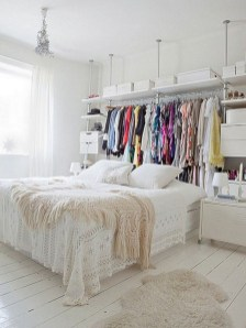 Creative Diy Bedroom Storage Ideas For Small Space 31