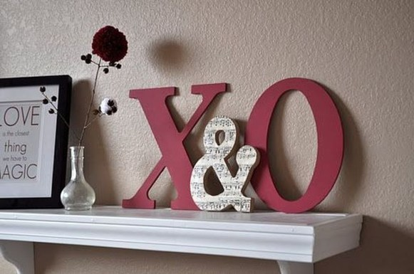 Creative House Decoration Ideas For Valentines Day 06
