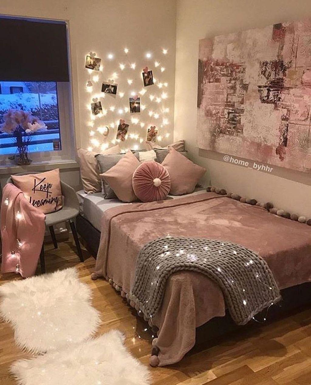 Cute Teen Bedroom Decor Design Ideas 01 Trendecors