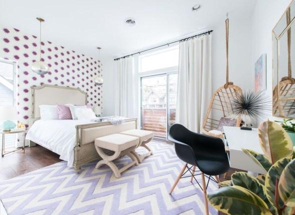 Cute Teen Bedroom Decor Design Ideas 06