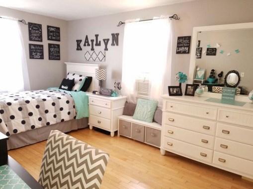 Cute Teen Bedroom Decor Design Ideas 23