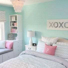 Cute Teen Bedroom Decor Design Ideas 50