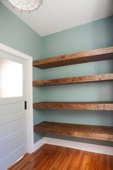 Inspiring Diy Wood Shelves Ideas On A Budget 24