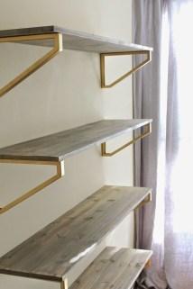 Inspiring Diy Wood Shelves Ideas On A Budget 31