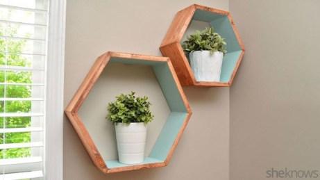 Inspiring Diy Wood Shelves Ideas On A Budget 33