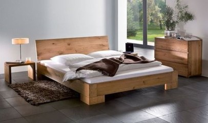 Lovely Diy Wooden Platform Bed Design Ideas 13