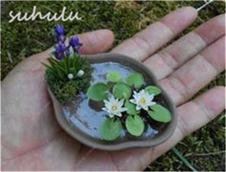 Magnificient Diy Fairy Garden Ideas With Plants 25