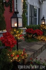 Outstanding Diy Outdoor Lanterns Ideas For Winter 03