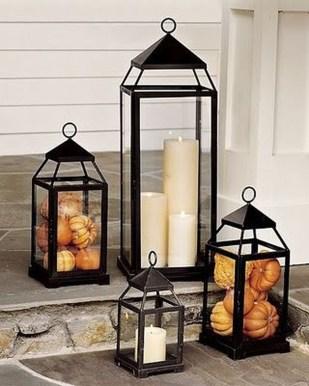 Outstanding Diy Outdoor Lanterns Ideas For Winter 06