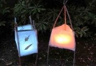 Outstanding Diy Outdoor Lanterns Ideas For Winter 33