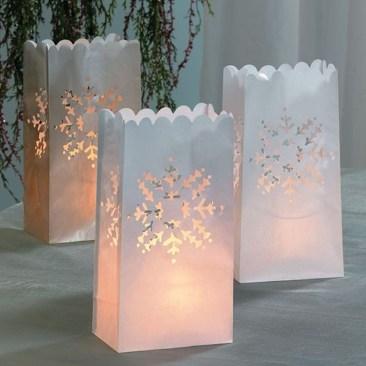 Outstanding Diy Outdoor Lanterns Ideas For Winter 44