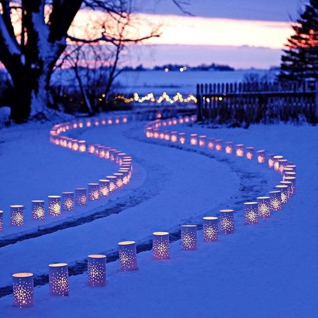 Outstanding Diy Outdoor Lanterns Ideas For Winter 53