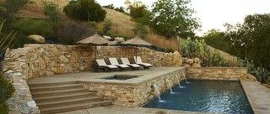 Perfect Mediteranean Swimming Pool Design Ideas 42