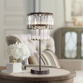 Pretty Chandelier Lamp Design Ideas For Your Bedroom 02