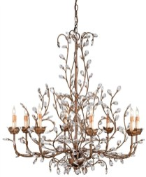 Pretty Chandelier Lamp Design Ideas For Your Bedroom 31
